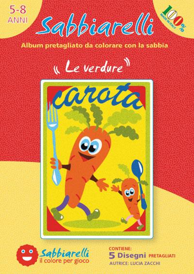 Album Le verdure
