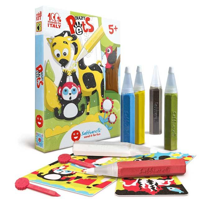 Kit - Crazy Pets Cuccioli Burloni
