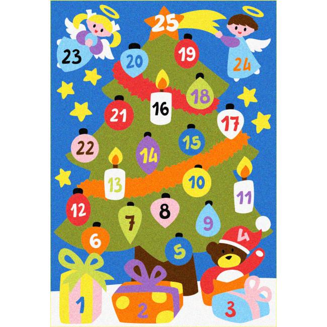 Il Calendario Dellavvento.Maxi Disegno Il Calendario Dell Avvento