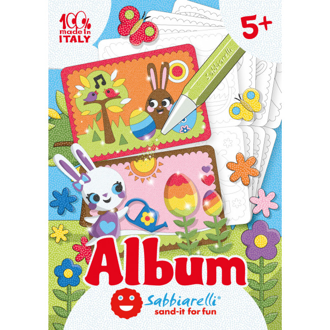 Cover Album - Le cartoline di Pasqua