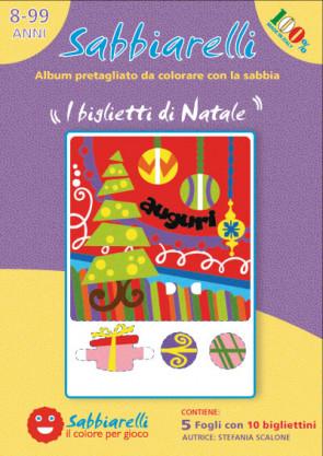 Cover album - I biglietti di Natale -
