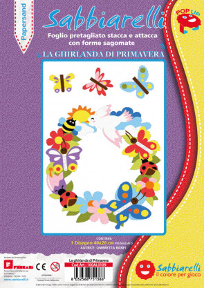 Cover album - La ghirlanda di Primavera -