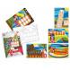 Disegni colorati album Bella Italia