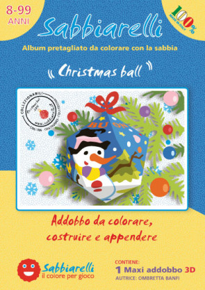 Cover Christmas Ball