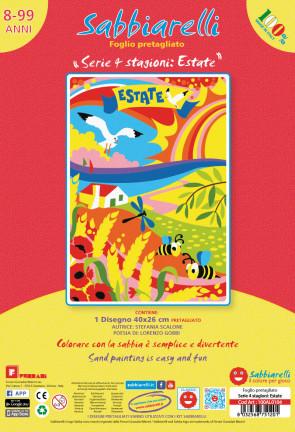 Cover Maxi disegno - ESTATE -