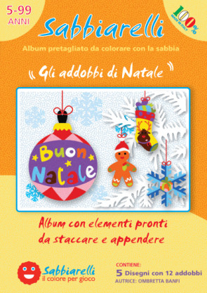 Cover album - Gli addobbi di Natale -