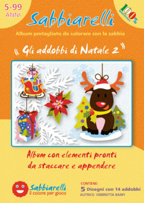 Cover album - Gli addobbi di Natale 2 -