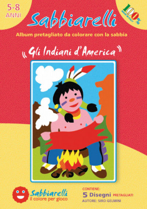 Cover album - Gli indiani d'America -