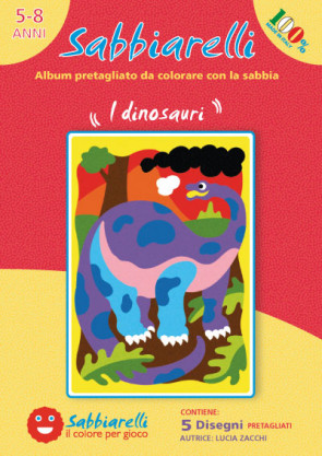 Cover album - I dinosauri -