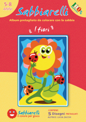 Cover album - I fiori