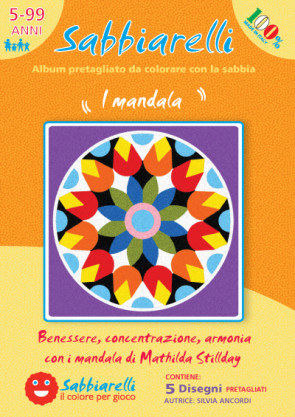 Cover album - I mandala