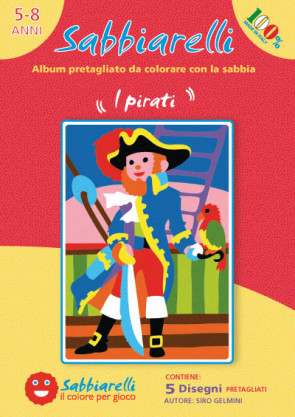 Cover album - I pirati -