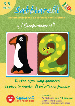Cover album - I simpanumeri -