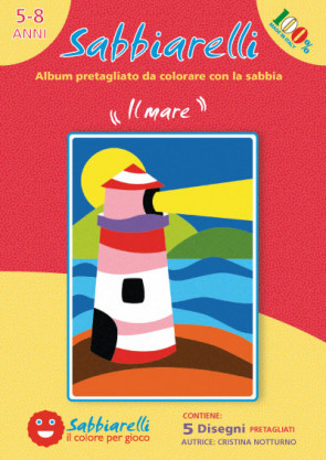 Cover album - Il mare -