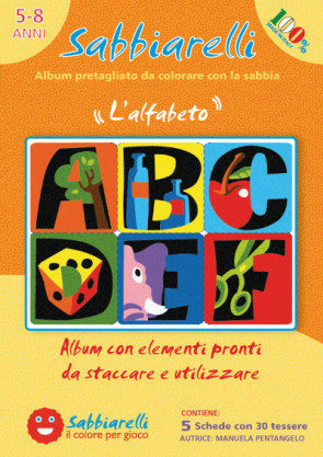Cover album - L'alfabeto -