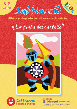 Cover album - La fiaba del castello -