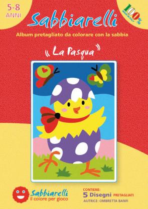 """Cover album - Album """"La Pasqua"""" -"""