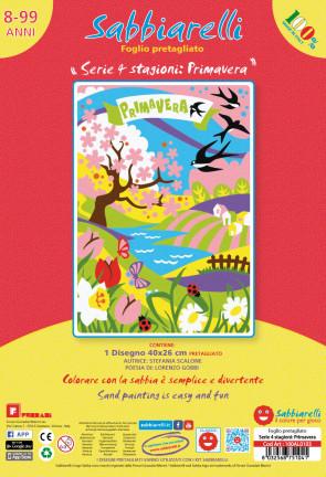 Cover Maxi disegno - PRIMAVERA -