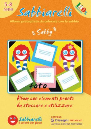 Cover album - Sabby -