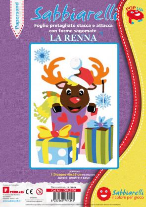 Cover - La renna