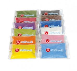 Sabbiarelli Maxi Refill - 12 colori