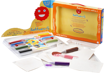 Confezione Sabbiarelli Home Kit