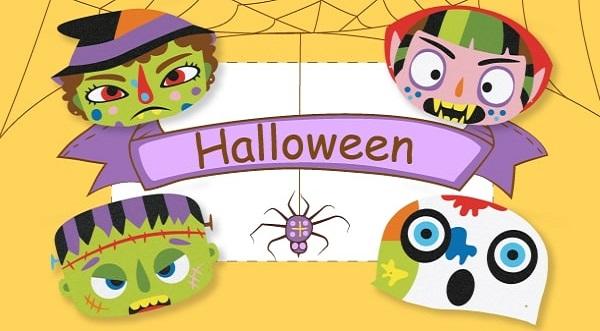 Lavoretti di Halloween | Blog Sabbiarelli