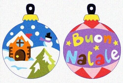 Disegni Di Palline Di Natale Da Stampare E Colorare.Le Palline Di Natale Per L Albero Come Realizzarle Sabbiarelli Sabbiarelli It