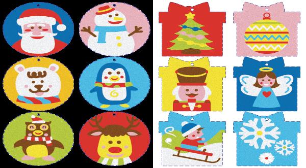 Fermatovaglioli natalizi con i Sabbiarelli