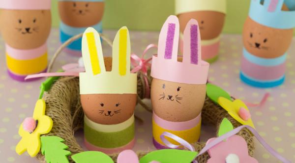 Coniglietti di Pasqua con i Sabbiarelli