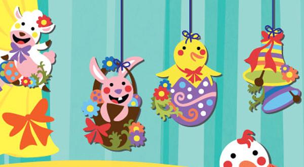 Lavoretti di Pasqua per la scuola primaria