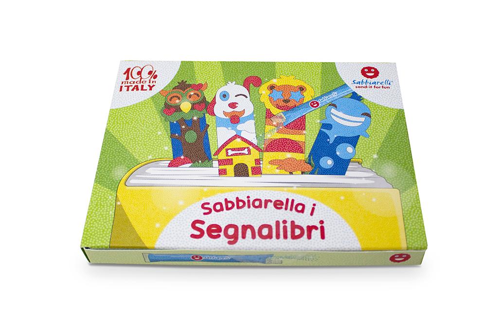 Set OMAGGIO - Segnalibri